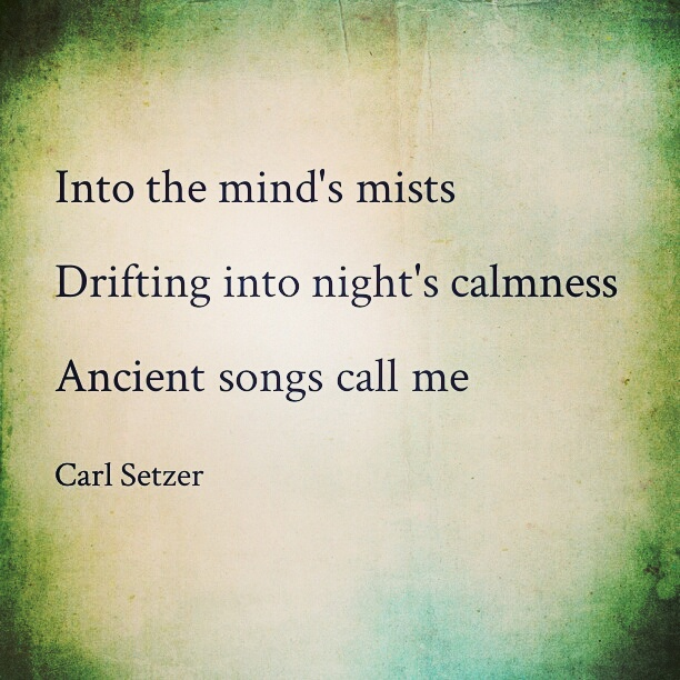 Into the Mind's Mists